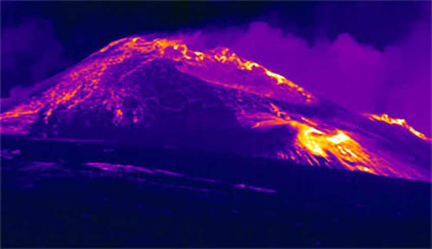 Thermaln Imaging Camera Firefighting